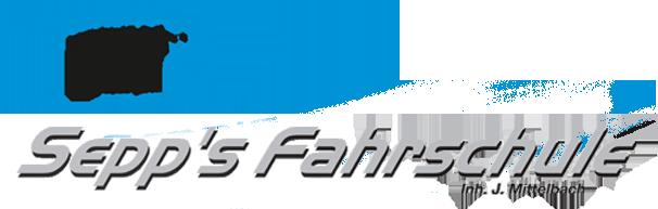 Sepp's Fahrschule - Logo