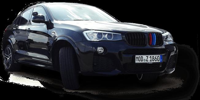 BMW Fahrschulauto von Sepp