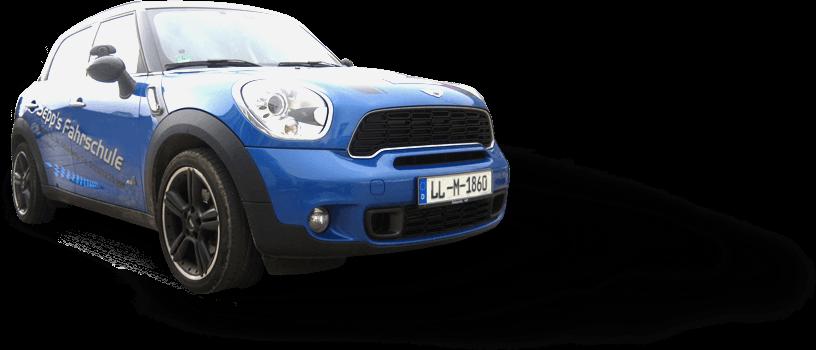 Mini Fahrschulauto von Sepp