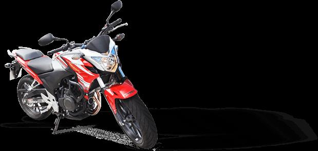 Fahrschulmotorrad von Sepp