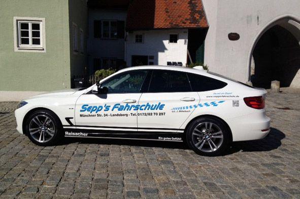 BMW 3er Gran Turismo (Führerscheinklasse B) - Sepp's Fahrschule